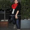 . Photo de la semaine ; Selena allant avec sa mère et son beau père au « Bluebird » .