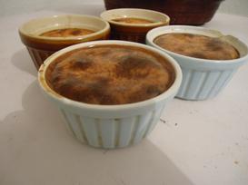 # 1 Crème brûlée