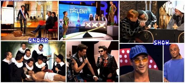 ONDAR Show : 01/12/2012