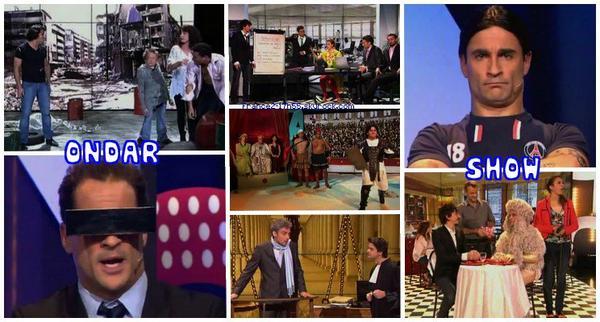 ONDAR Show : 15/12/2012