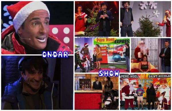 ONDAR Show : 22/12/2012