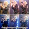 """. _____  E_m i l y _____ Osment ______________Date : 25/04/09 _________ Performance___  .. _________ »  UN LOOK D'ENFER POUR UNE CHANTEUSE D'ENFER ! __  Performance: Emily ,co-star de Miley dans Hannah Montana ,donnait un mini concert à """" The House of Blues """" dimanche dernier.Et le moins que l'on puisse dire c'est qu'elle a fait sensation avec un look digne d'une grande fashionista, un Blazer retravaillé pour donner un look grungy ,et un Jean Destroy qui se marie bien avec le reste de la tenue. Sans oublier que la petite blondinette, longtemps dans l'ombre de Miley, n'a rien a lui envier, une voix magnifique et des mélodies superbes ."""