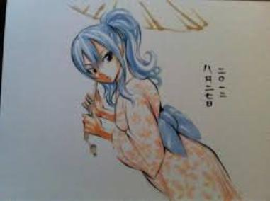 Dessin Hiro Mashima ♥ (3)