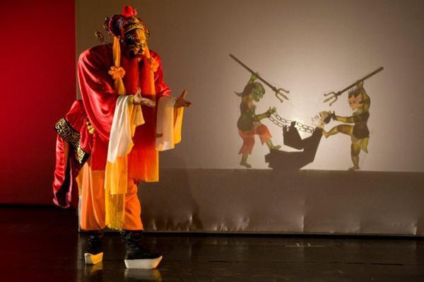 L'exécution du juge infernal - Opéra de Pékin/ Marionnettes d'ombres - 2009/2012