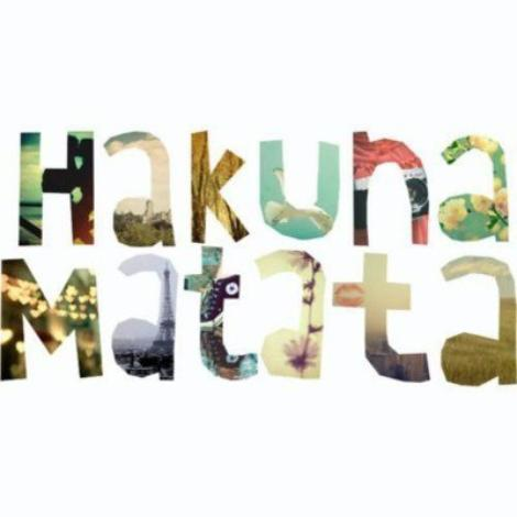 Articles de chapter eleven tagg s disney let the rain wash away all the pain of yesterday - Signification hakuna matata ...