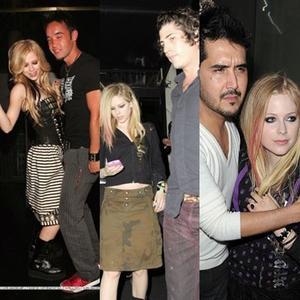Avril Lavigne datant Evan Taubenfeld