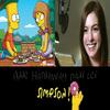 . Anne A prêté sa voix dans les Simpsons ! .  La vidéo ici
