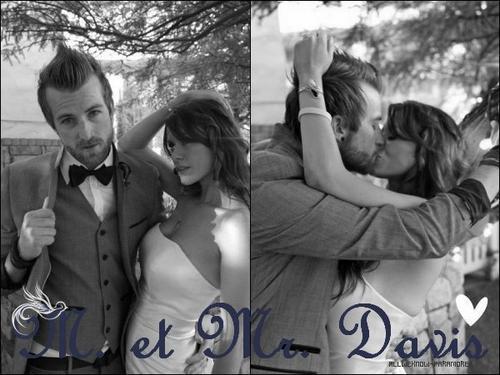 30/09/2011:Jeremy est maintenant un homme marié