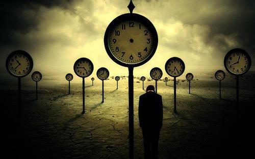La seule chose que l'on puisse décider est quoi faire du temps qui nous est imparti.
