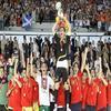 España es campeon de Europa
