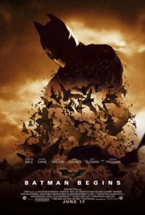 ➽ BATMAN BEGINS   ★★★★★  