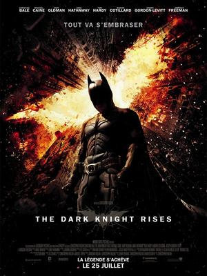 ➽ THE DARK KNIGHT RISES | ★★★★★ |