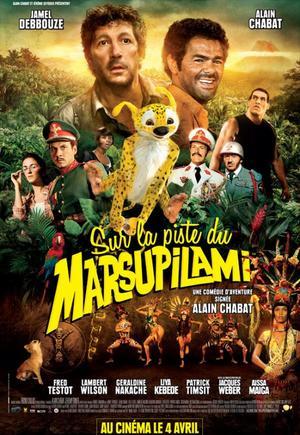 ➽ SUR LA PISTE DE MARSUPULAMI | ★★★★★ |