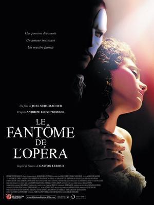 ➽ LE FANTOME DE L'OPERA | ★★★★★ |
