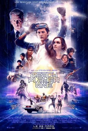 ➽ READY PLAYER ONE | ★★★★★ |