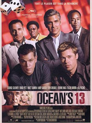➽ OCEAN'S 13 | ★★★★★ |