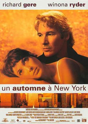 ➽ UN AUTOMNE A NEW-YORK | ★★★★★ |