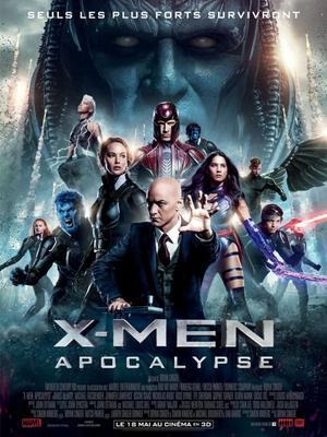 ➽ X-MEN : APOCALYPSE | ★★★★★ |