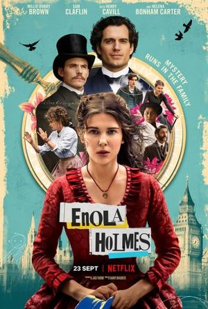 ➽ ENOLA HOLMES | ★★★★★ |