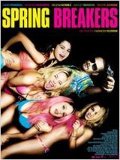 Critique du film Spring breakers