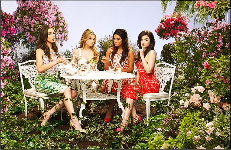 Photo promotionnelle saison 3
