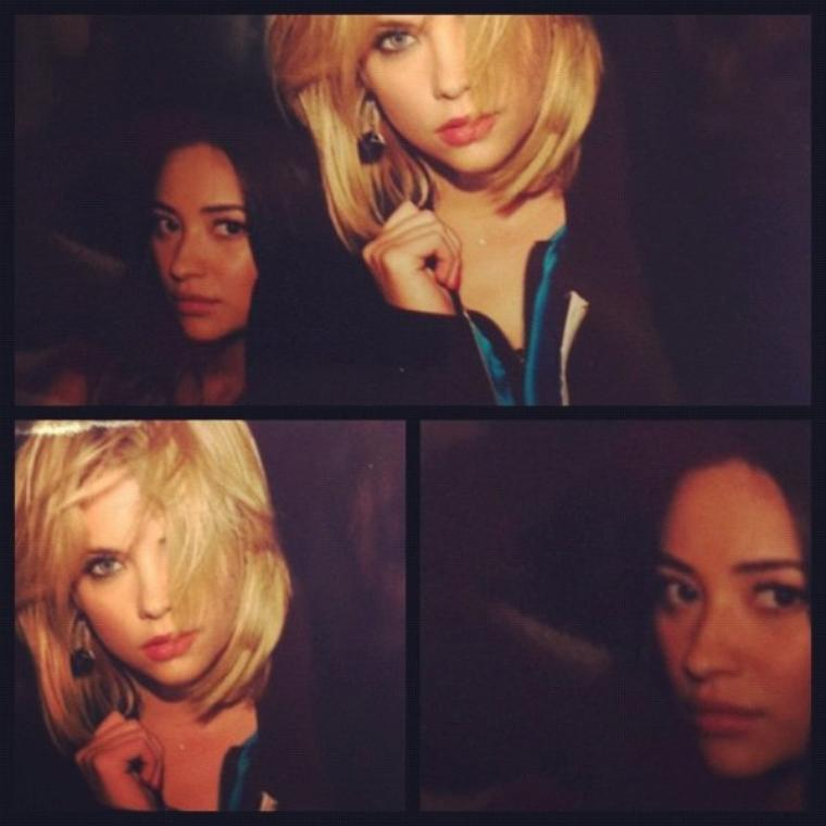 Photos personnelles de Ashley benson et Shay Mitchell