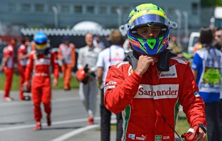 Ferrari se réjouit du retour en forme de Massa L'avenir du Brésilien s'éclaircit quelque peu...