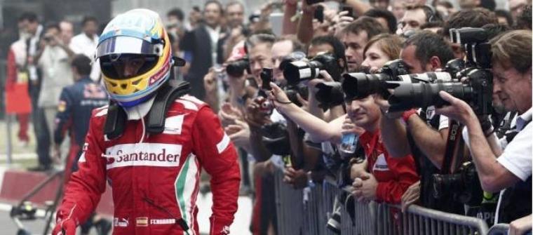 F1 - GP d'Inde : Alonso : «J'ai limité les dégâts»