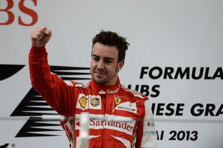 Ferrari F1 – La Scuderia Ferrari se réjouit… mais pas trop longtemps!