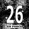 26 EN FORCE