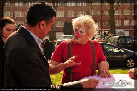 clown  Rodolphe