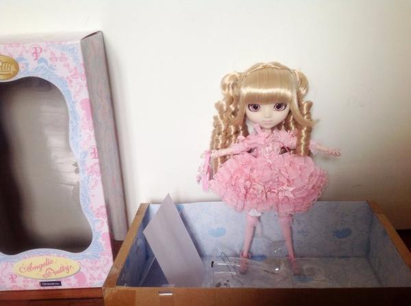 Photo to story l'arriver d'Akemi <3