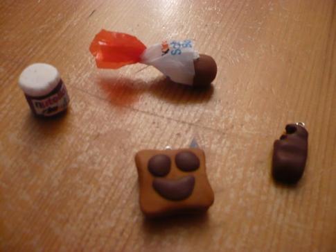 Humm, chocolat...