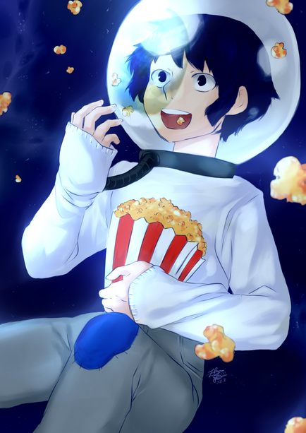 Blog de mimizeli dream draw - Dessiner un astronaute ...