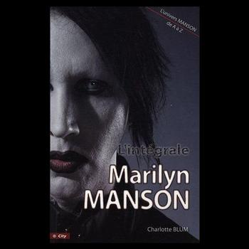 Http://Mar1lyn-Man5on.skyrock.com ☜l 'MARILYN MANSON : L'INTÉGRALE' l☞ Http://Mar1lyn-Man5on.skyrock.com