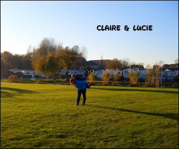 Claire, Ma Meilleure Amie.
