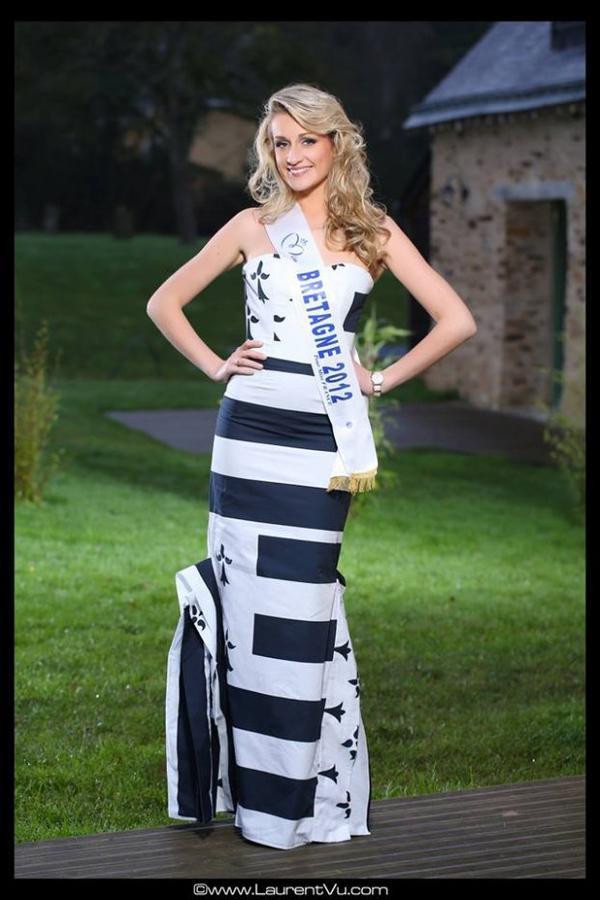 Estelle Sabathier, Miss Bretagne 2012
