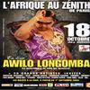AWILO LONGOMA - ZENITH DE PARIS LE 18 OCTOBRE 2009