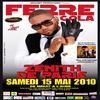 FERRE GOLA - COMMUNIQUE DE PRESSE -  SPOT/ CONCERT LIVE LE 15 MAI AU ZENITH DE PARIS