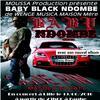 BABY BLACK NDOMBE EN CONCERT A LILLE (France) LE 19 JUIN 2010