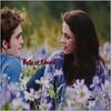 . Eclipse movie : Nouvelle image du couple le plus connu du moment bella et edward !   .