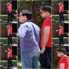 . 27.06.10 : Rob se rendant à un rendez-vous avec le producteur des films DreamWorks. Que nous prépare-t-il ?  .