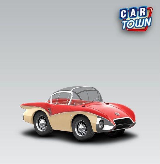 Buick Centurion Concept 1956 Serty Car Town Tuning