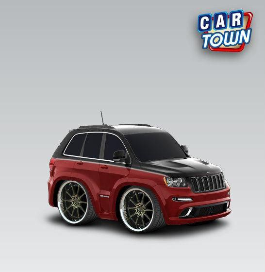 jeep grand cherokee srt8 2012 serty car town tuning. Black Bedroom Furniture Sets. Home Design Ideas