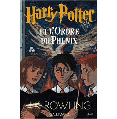 Harry Potter et l'Ordre du Phénix (5ème tome)