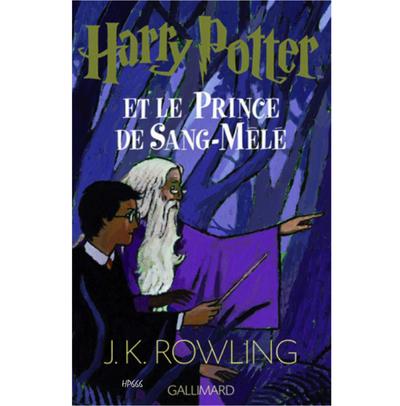 Harry Potter et le Prince de Sang-Mêlé (6ème tome)