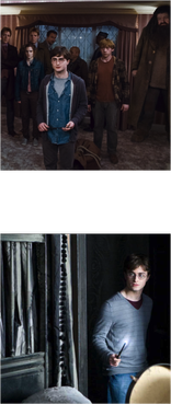 Harry Potter et les Reliques de la Mort: les films
