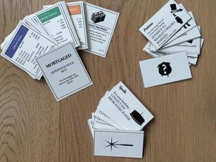 Comment faire son propre Monopoly Harry Potter