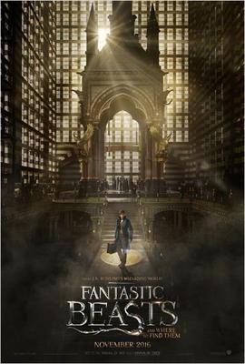 Les Animaux Fantastiques - Le film