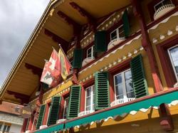 Grindelwald: voyage en Suisse